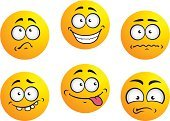 Smiley Face,Humor,Human Face,Happiness,Sadness,Emoticon,Men,Surprise,Anger,Fun,Facial Expression,Furious,Laughing,Avatar,Touching,Characters,White,Vector,Facial Mask - Beauty Product,Irritation,Sneering,Cute,Cheerful,Smiling,Symbol,Cartoon,Emotion,Joy,Design,Set,Silhouette,Doodle,Sign,Isolated,Action,Showing,Outline,Ilustration,Caricature