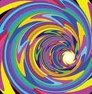 Vector,Concentric,Colors,Computer Graphic,Orange Color,Design,Vitality,Green Color,Pink Color,Abstract,Red,Swirl,Modern,Spinning,Bright,Symbol,Blue,Creativity,Spiral,Backgrounds,Ilustration,Circle,Art,Image,Shiny,Style,Spectrum,Curve,Purple