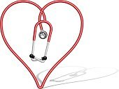 Pulse Trace,Stethoscope,Heartbeat,Insurance,Medical Exam,Recovery,Life,Care,Healthcare And Medicine,Medicine,Healthy Lifestyle,Illness,Listening to Heartbeat,Medical Equipment,Red,Listening,Equipment,Taking Pulse,Wellbeing,Science,Work Tool,Research,Emergency Services,Heart Shape