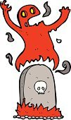Doodle,Bizarre,Clip Art,Cheerful,Drawing - Activity,Cemetery,Cute,Ilustration,Halloween