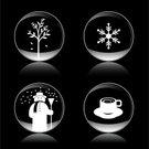 Snowman,Christmas,Coffee - Drink,Tree,Computer Icon,Sparse,Modern,Sign,Circle,Ideas,Holiday,Leaf,Symbolism,Cartoon,Vector,Illustrations And Vector Art,Holidays And Celebrations,Smiley Face,Modern Life,Concepts And Ideas,Christmas,Vector Icons,Conceptual Symbol,Cheerful,Cup,Smiling