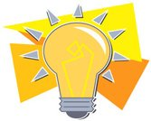 Light Bulb,Inspiration,Lighting Equipment,Clip Art,Common,Domestic Life,Shiny,Ideas,Routine,Glowing,Vector,Illuminated,Computer Graphic,Vibrant Color,Illustrations And Vector Art,Concepts,Bright,Man Made Object,Digitally Generated Image,Colors,Yellow