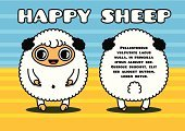 Sheep,Design,Cute,Mutton,Domestic Animals,Characters,Doodle,Farm,Emotion,Ilustration,Mammal,Smiling,Sand,Computer Icon,Grass,Field,Japanese Culture,White,Lawn,Symbol,Child,Computer Graphic,Cheerful,Beautiful,Greeting Card,Caricature,Cartoon,Backgrounds,Young Animal,Animal,Manga Style,Art,Pets,Nature,Lamb,Wool,kawaii,Vector,Looking,Sketch,Mascot,Summer,Japan