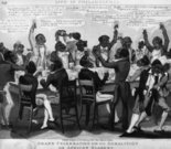 Slavery,American Culture,Food,Male,Table,Drink,Horizontal,Black And White,North America,Expertise,Wisdom,Visual Art,Time,People,Arts And Entertainment,Concepts And Ideas