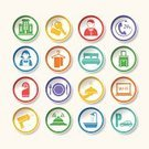 Symbol,Computer Icon,Restaurant,Bathtub,Domestic Room,Waiter,Luggage,Journey,Receptionist,Dryer,rating,Vacations,Service,Vector,Travel,Shower,Parking Sign,Little Boys,Maid,Design,Bed,Wireless Technology,Hotel,Leisure Activity,Towel,Key,Bell,stay,Ilustration,Hotel Reception,Food,24h,Isolated,Ornate,Badge,Collection,Set,Construction Industry,Design Element,Sign,Insignia,Label,Parking Lot