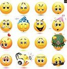 Emoticon,Smiley Face,Human Face,Smiling,Set,Depression - Sadness,Tattoo,Cheerful,Yellow,Happiness,Gesturing,Anger,Portrait,Eyeglasses,Mascot,Enjoyment,Friendship,Valentine's Day - Holiday,Drunk,Ilustration,Concepts,Animated Cartoon,Cartoon,Ideas,Fun,Music,People,Application Software,Characters,Design Element,Illness,Human Head,Fear,Love,Cute,Internet,Computer Graphic,Design,Grimacing,Hungry,smile face,Symbol,smilies,Abstract,Child,Avatar,Tired,Vector