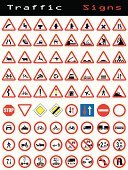 Symbol,Speed Limit Sign,Bicycle,Sign,Warning Sign,Traffic,Forbidden,Vector,Street,Driveway,Collection,Speed,Hospital,Arrow,Railroad Track,Crossroad,Falling,Stop Sign,Law,Safety,Telephone,Land Vehicle,Truck,Road Intersection,Warning Symbol,Construction Industry,Transportation,Alertness,Turning,Red,Direction,Blue,Ilustration,One Way,Lane,Set