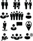People,Computer Icon,Symbol,Icon Set,Occupation,Business Person,Silhouette,Women,Headset,Briefcase,White Collar Worker,Businessman,Working,Group Of People,Vector,Men,Manager,Businesswoman,Talking,resource,Leadership,Job - Religious Figure,Add,Standing Out From The Crowd,Friendship,Isolated,Organized Group,Business,Success,Switchboard Operator,Operator,Communication,Arrow Symbol,Teamwork,user,Individuality,Team,Discussion,Human Face,Community