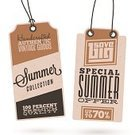 Old-fashioned,Retro Revival,Paper,Cardboard,Collection,Large,Sale,Announcement Message,Design,Season,Text,Summer,Retail,Design Element,Marketing,Label,Set,Shopping,template,Vector,Savings,Promotion,Hanging,Message,Note,Old,Typescript