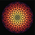 Penrose,Tile,Seamless,Geometric Shape,Mystery,Vector,Mandala,Star Shape,Geometry,Connection,Mathematics,Symmetry,periodically,Rhombus,Ornate,Parquet Floor,Cathedral,Refraction,Sacral,Harmony,spiritually,Concentric,Energy,Vitality,Decoration,lead-glass,glass window,Rosette Window,Pattern,Circle,Feng Shui,Sunlight,Award Ribbon,Window,Multi Colored,Magic,Series,Sacred Geometry,Golden Cut,harmoniously