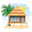 Hut,Caribbean Culture,Vector,Tropical Climate,Design,Palm Tree,House,Internet,Cabin,Luxury,Idyllic,Lagoon,Placard,Wood - Material,Coastline,Hotel,Sand,Caribbean Sea,Journey,Holiday,Vacations,Bora,Maldives,Sun,Building Exterior,Summer,Happiness,Romance,Tourist Resort,Water,Pattern,Banner,Blue,Relaxation,Tree,Pacific Ocean,Recreational Pursuit,Swimming Animal,Isolated,Backgrounds,Tourism,Sea,Bungalow,Island,Cultures,blue sky,Beach,Sunlight,Nature,Computer Icon,Exoticism,Travel