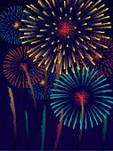 Firework Display,Backgrounds,Patriotism,Vector,Bang,Freedom,Carnival,Christmas,Celebration,Poster,Anniversary,Ilustration,Light - Natural Phenomenon,Fireball,July,Party - Social Event,Change,Holiday,Cheerful,Decoration,Forecasting,Sparks,Beginnings,Night,Happiness,Midnight,Next,Fun,Entertainment,Yellow,Exploding,Event,Orange Color,Blue,Enjoyment,December,Independence,Illuminated,Concepts And Ideas,Illustrations And Vector Art,Joy,Nightlife,January,Holidays And Celebrations,Red,Bright