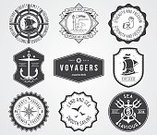 Sign,Nautical Vessel,Mermaid,Design Element,Wheel,Badge,Label,Sea,insigna,Ilustration,Cultures,Voyager,Computer Graphic,Symbol,Merchandise,Ornate,Sailing,Driving,TAB Cola,amity,Blue,Exploration,Insignia,Book,Geometric Shape