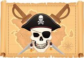 Treasure Map,Vector,Island,Letter X,Paper,Treasure,Torn,X Marks The Spot,Warning Sign,Discovery,Travel,Searching,Sea,Palm Tree,Treasure Chest,Map,Banner,Document,Danger,Human Skull,Tree,Ilustration,Scroll,buccaneer,Cartoon,Rolled Up,Scroll Shape,Scroll,Pirate