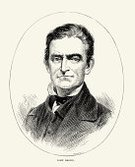 Old,Styles,The Past,History,Vertical,Victorian Style,Black And White,War,Old,Old-fashioned,Cultures,American Culture,Social History,Adult,Mature Adult,Reformer,Fine Art Portrait,Illustration,American Civil War,Woodcut,Engraved Image,Slavery,Obsolete,Antique,Civil War,John Brown - Abolitionist,Males,Men,Mature Men,Portrait,Photography,19th Century Style,Retro Styled,Print,Adults Only,19th Century