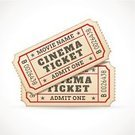 Movie Theater,Movie,Movie Ticket,Ticket,Film,Coupon,Old,Blank,Party - Social Event,Label,Scratched,Raffle Ticket,Paper,Dirty,Cardboard,Grunge,Distressed,Style,Textured Effect,Stained,Torn,Premiere,Entertainment,Vector,Old Tickets,Design,Antique,Damaged,Admit One,Set,Number