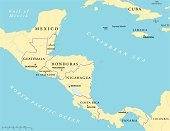 Map,Cartography,Central America,Costa Rica,Jamaica,Mexico,Caiman,Caribbean Sea,Caribbean,El Salvador,Nicaragua,Honduras,Antilles,Travel Destinations,Kingston - Jamaica,Bahamas,World Map,Gulf of Mexico,San Salvador,Cuba,Panama,San Jose Costa Rica,Managua,Country - Geographic Area,Ilustration,Land,Atlantic Ocean,Guantanamo Bay,Belize,republic,Politics,Midsection,The Americas,Guatemala,Tegucigalpa,Belmopan