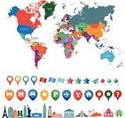 World Map,countries,Vector,Computer Icon,India,People Traveling,Washington DC,Cultures,Journey,Paris - France,Design Element,New York City,Vacations,Travel,Business Travel,Thailand,Thumbtack,Outline,Australia,Famous Place,Japan,Rome - Italy,Canada,Egypt,Blue,Classical Greek,Temple - Building,Statue of Liberty,White House,London - England,France,Italy,Moscow - Russia,Pyramid,International Border,Travel Location,Country - Geographic Area,Pointer,Replica Statue of Liberty,Tripping,Brazil,Greece,ancient architecture,Silhouette,China - East Asia,Greek Culture,Eiffel Tower