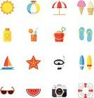 Icon Set,Summer,Symbol,Sun,Snorkel,Slipper,Watermelon,Ilustration,Camera - Photographic Equipment,Tourism,Suntan Lotion,Transportation,Sunglasses,Eyeglasses,Fun,Failure,Nautical Vessel,Beach,Travel,Flat Icons,Umbrella,Sign,Relaxation,Sunset,Snorkeling,Resting,Nature,Sea,Sandal,Cocktail,Ice Cream,Holiday,Ball,Vacations,Swimming,Ship,Computer Graphic,Sunrise - Dawn