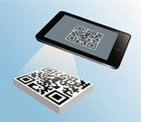 QR Code,Digital Tablet,Bar Code Reader,Telephone,PC,Computer,Symbol,Wireless Technology,Design,Global Business,Ideas,Internet,Text,Global Communications,Connection,Coding,On The Move,Simplicity,Computer Monitor,Identity,Concepts,Data