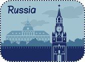 Image,Ilustration,Tower,Country - Geographic Area,City,Ancient,Palace,Vector,Landscape,Travel,Architecture,Urban Scene,Tourism,Famous Place,Russia,Travel Destinations,The Past