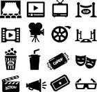 Film Reel,Film Industry,Movie,Film,Camera Film,Symbol,Computer Icon,Movie Theater,Stage Theater,Theatrical Performance,Video,Home Video Camera,Gala,Director,Red Carpet,Icon Set,Vector,Popcorn,Silhouette,Interface Icons,Film Slate,Television Broadcasting,Individuality,Drink,Clip Art,Rope,Architectural Column,Design Element,Mask,Ilustration,Clipping Path,Soda,Design,VIP,Megaphone,Three Dimensional,Ticket,Candy,Entertainment,Upper Class,Action,Entrance,Exclusive,Prime Minister,Dividing,3-D Glasses,Series,Boundary,Image,Camera - Photographic Equipment,Carpet - Decor,Television Set