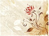 Rose - Flower,Flower,Grunge,Dirty,Backgrounds,Autumn,Floral Pattern,Frame,Abstract,Brown,Vector,Design,Art,Orange Color,Funky,Scroll Shape,Ilustration,Ornate,Beauty,Summer,Painted Image,Nature,Old,Youth Culture,Beauty In Nature,Beautiful,Plant,Stained,Curled Up,Nature Backgrounds,Arts Backgrounds,Arts Abstract,Arts And Entertainment,Nature,Ideas,Blob,Concepts