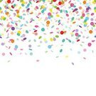 Birthday,Confetti,Carnival,Backgrounds,Anniversary,Party - Social Event,Traveling Carnival,Cheerful,Celebration,Pattern,Multi Colored,Colors,Vector,Holiday,Blue,New,Red,Surprise,Bright,Decoration,Falling,Ilustration,Part Of,Event,Yellow,Design