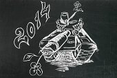 Weapon,Army,Transportation,Old-fashioned,Backgrounds,Advice,Power,Education,Creativity,Human Lips,teath,Humor,War,Land Vehicle,Single Flower,Blackboard,mounth,Machinery,Caricature,Chalk Drawing,Chalk - Art Equipment,White,Military,Armed Forces,Armored Tank,Drawing - Activity