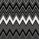 Black And White,Chevron,Pattern,Ilustration,Vector,Striped,Zigzag,Grayscale,Seamless,No People