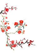 Painted Image,Chinese Culture,Paintings,Color Image,Design Element,Classical Style