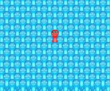 Community,Organized Group,Meeting,Ilustration,Computer Graphic,Blue,Red,Standing Out From The Crowd,Individuality,Crowd,People,Cartoon,Concepts,Men,Group Of People