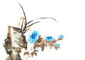 Color Image,Paintings,Classical Style,Design Element,Chinese Culture,Painted Image
