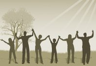 Praying,Human Hand,Holding Hands,People,Child,Christianity,Inside Of,Group Of People,Love,Togetherness,Picking Up,Tree,Arms Raised,Women,Senior Adult,Hand Raised,Cheerful,Vector,Nature,Teamwork,Men,Sun,Happiness,Shadow,Ilustration,Standing,Sky,Sunbeam,Young Adult,Mature Adult,Grass,Sunlight,Human Gender,Worshiping God,Number of People,People Lifting Hands,People Lifting Hands In Praise,Religion,Person Lifting Hands,Concepts And Ideas,Person Lifting Hands In Praise,Unrecognizable Person,People