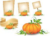 Pumpkin,Halloween,Autumn,Sign,Frame,Vegetable,Backgrounds,Religious Icon,Leaf,Vector,Symbol,Blank,Squash - Vegetable,Art,October,Holiday,Message,Icon Set,Scroll,Computer Graphic,Scroll Shape,Clip Art,Orange Color,Color Image,Ilustration,Season,Copy Space,Cultures,Paper,Nature Backgrounds,Thanksgiving,Fall,Holidays And Celebrations,No People,Nature