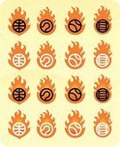 Tennis,Basketball,Baseball - Sport,Flame,Fire - Natural Phenomenon,Ball,Basketball - Sport,Volleyball - Sport,Symbol,Sport,Fireball,Speed,Bonfire,Team,Vector,Religious Icon,Volleying,Icon Set,Baseballs,Art,Base,Ilustration,Orange Color,Warning Sign,Competition,Heat - Temperature,Play,Danger,Burning,Sports Symbols/Metaphors,Arts Symbols,Arts And Entertainment,Success,Competitive Sport,Sphere,Sports And Fitness