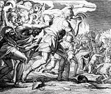 gideon,Conflict,Religion,Spirituality,Historical War Event,Military,Illustration Technique,Old Testament,Ilustration,Black And White,Book,Judaism,Men,Javelin,Old,Old-fashioned,People,Choosing,Testaments,Drawing - Art Product,Religious Text,Holy Book,Print,Religious Offering,Engraved Image,Cultures,Battle,Pencil Drawing,Army,War,Christianity,Choice,Still Life,Looking,Woodcut,Armed Forces,Art Product,Engraving,Religious Illustration,Painted Image,Picture Book,Catholicism,Event,Spear,Bible