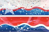 Fourth of July,USA,Patriotism,Pattern,Traditional Festival,American Flag,Vector,Exploding,Number 4,Independence,Illustrations And Vector Art,Copy Space,Wave Pattern,US Memorial Day,White,Celebration,Red,Shape,Freedom,Cultures,Banner,Ilustration,Abstract,Star Shape,Blue,July,American Culture,Flag,Backgrounds,Striped