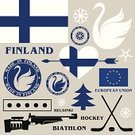 Helsinki,Biathlon,Finland,Finnish Culture,Vector,Ice Hockey,Flag,Exoticism,Journey,European Union,Europe,Abstract,Set,Swan,Collection,Nordic Countries,Sport,European Union Flag,Winter,Design Element,Cultures,Computer Icon,Snowflake,Symbol