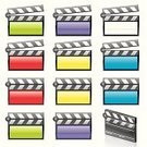 Video,Movie,Film Slate,Film,Industry,Film Studio,Clapping,Action,Director,Film Industry,Hollywood - California,Acting,Television Set,Theatrical Performance,Business,Black Color,Yellow,Red,White,Equipment,Vector,Blue,Manufacturing,Cutting,Colors,Opening,Entertainment,Green Color,Ilustration,Performance,Wood - Material,Closed,Copy Space,Home Movie,take 1,Business,Communication,Lifestyle,Concepts And Ideas,Isolated