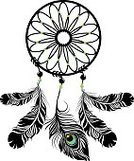 Mystery,Peacock,Folk Music,Feather,Fantasy,Hanging,Ilustration,Vector,Protection,Magic,Dreamlike,Cultures,Painted Image,American Culture,Symbol,Black Color,Cartoon,Indigenous Culture,Circle,Catching,Decoration