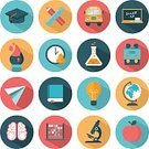 Symbol,Computer Icon,Flat,Human Brain,Training Class,Vector,Ideas,Paper,Mathematics,Inspiration,Education,enrollment,School Building,Light Bulb,Art,Graduation,Apple - Fruit,Physics,Topography,Concepts,Intelligence,Learning,Paintbrush,Development,Chemistry,Airplane,Expertise,Creativity,Bag,Physical Geography,Pencil,Bus,Sign,Motivation,Thinking,Modern,Ruler,Book,Microscope,Growth,subject,Studying,Drawing - Art Product,Time,Prosperity,Classroom,Light - Natural Phenomenon,Cap,Blackboard,Painting,Chemistry Class,Research