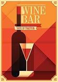 Poster,Retro Revival,Bar - Drink Establishment,Wine Bottle,Wine,Food,Alcohol,Drink,Drinking,Symbol,Champagne,Modern,Glass,Backgrounds,Elegance,Bottle,Label,Vector,Cafe,Computer Graphic,Sign,Alcohol,Composition,Style,Creativity,Cabernet Sauvignon Grape,Advertisement,Posing,Placard,Text,Restaurant,Jug,Design Element,Alphabet,Yellow,Art,Obsolete,Pub,Red,Ilustration,Abstract,Single Object,Typescript,Grape,Silhouette,Merlot Grape,Old,Design