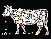 Antibiotic,Cow,Animal,Illness,Pill,Capsule,Meat,Cattle,Food And Drink,Calf,Vet,Nutritional Supplement,Worried,Food,Man Made Material,Crime,Steak,Forbidden,Vitamin Pill,Symbol,Vaccination,Beef,Business,Medicine,Healthcare And Medicine,Artificial,Healthy Lifestyle,Pharmacy,Milk,additive,Veterinary Medicine,pharma,Healthy Eating,Tasting,Abuse,Toxic Substance,Mineral