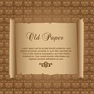 Old,Creativity,History,Design,Rough,Ancient,Old,Paper,Cardboard,At The Edge Of,Aging Process,Backgrounds,Rubbing,Ornate,Illustration,Parchment,Antique,Blank,Copy Space,Vector,Scrapbook
