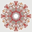 Pattern,Carpet - Decor,Symbol,Craft Product,New,Swirl,Flower,Cultures,Indigenous Culture,Elegance,Fragility,Design Element,Embroidery,Vector,Ethnic,filigree,Ilustration,Nature,Homemade,Petal,Repetition,template,Backdrop,Flower Head,Decor,Doily,Silk,Curve,Craft,Backgrounds