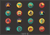 Symbol,Computer Icon,Construction Industry,Icon Set,Flat,Budget,Vector,Transportation,Crane - Construction Machinery,Warning Sign,Working,Sign,vector icon,Design,Simplicity,Brick,Men,Construction Worker,Machine Valve,Earth Mover,Connection,Dark,Modern,Group of Objects,Flat Icons