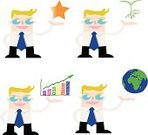 Globe - Man Made Object,Business,Graph,Computer Graphic,Finance,Green Color,Ideas,Meeting,Investment,Earth,Growth,Star Shape,Positive Emotion,One Person,Giving,Men,Moving Up,Planning,Currency,Report,Tie,Seed,Plant,Businessman,Chart,Ilustration,Banner,Banking,Male,Backgrounds,Bag,Drawing - Art Product,Sign,Vector,Presentation,Young Adult,Report,Tree,Seedling,Suit,Sale,People