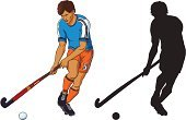 Team,People,Teamwork,Competition,Sport,Team Sport,Professional Sport,Field Hockey,Ice Hockey,Hitting,Silhouette,Cut Out,Hockey Puck,Pen And Ink,Illustration,Ice Hockey Stick,Vector,Hockey Stick,White Background,Individual Sports,Silhouette,Illustrations And Vector Art