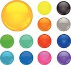 Sphere,Colors,Push Button,Circle,Shiny,Yellow,Symbol,Orange Color,Red,Green Color,Pink Color,Blue,Curve,Computer Graphic,Turquoise,Black Color,Vector,Shape,Plastic,Icon Set,Purple,Gray,Turquoise - Gemstone,Communication,Geometric Shape,Cheerful,Content,Reflection,Image,Ilustration,Arts And Entertainment,Arts Abstract